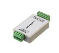 Усилитель для светодиодной ленты RGB 12А 144 Вт (пластик)