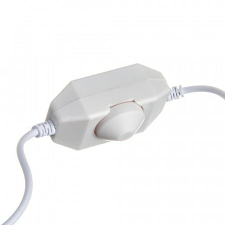 Купить Диммер для ленты белый 2А 8Вт