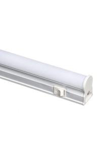 Светодиодный led светильник линейный накладной T5 18Вт 4000К ІР33 120см