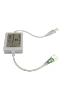 Адаптер для питания светодиодной ленты 220В RGB AVT smd 5050-60 led/м + контроллер + коннектор 4pin