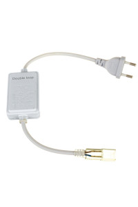 Адаптер для питания светодиодной ленты 220В RGB smd 5050-60 led/м + контроллер + коннектор 4pin