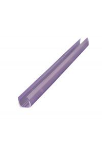 Профиль пластиковый для светодиодного RGB неона 220В 1 м