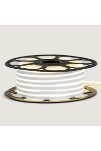 Лед неон 220В белый холодный AVT-1 smd2835 120led/м 7Вт/м IP65, 1м
