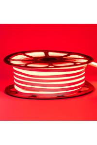 Лед неон 12В красный smd2835 120led/м 6Вт/м 8х16 PVC IP65, 1м