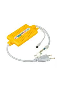 Адаптер для RGB ленты 220В 4pin