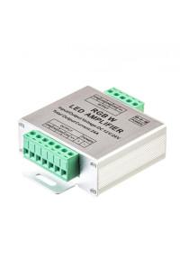 Усилитель для светодиодной ленты RGBW 24А 144 Вт