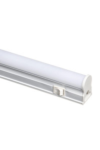 Светодиодный led светильник линейный накладной T5 5Вт 6500К 30см