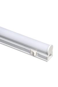 Светодиодный led светильник линейный накладной T5 18Вт 6000К ІР33 120см