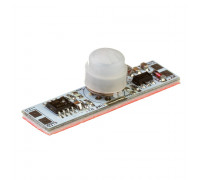 Датчик для профиля PIR инфракрасный ON/OFF 5A 12В с фотоэлементом