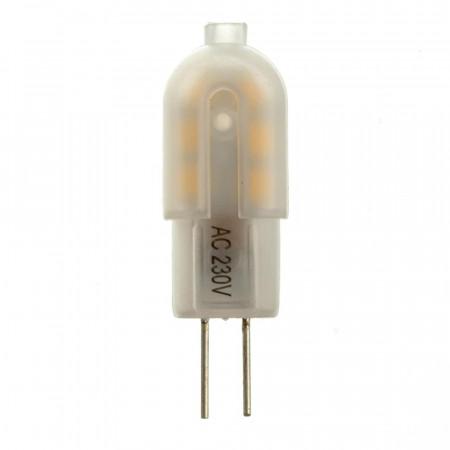 Купить Led лампа SIVIO smd2835 2Вт G4 220В 4500K Plastik