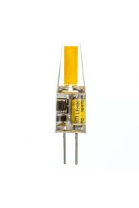 Led лампа SIVIO cob1505 3,5Вт G4 12В 4500K Silicon