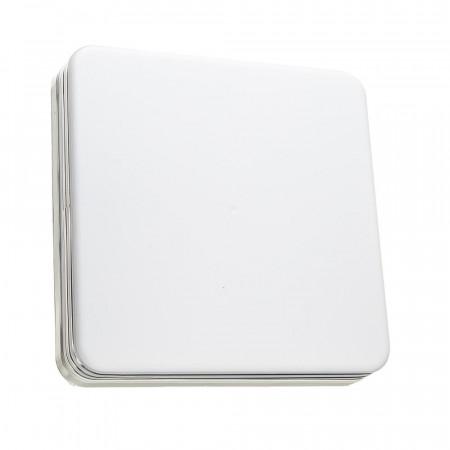 Купить Светодиодный светильник 36 Вт накладной квадратный 5000К IP65 Silver