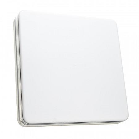 Купить Светодиодный светильник 48 Вт накладной квадратный 5000К IP65 Silver